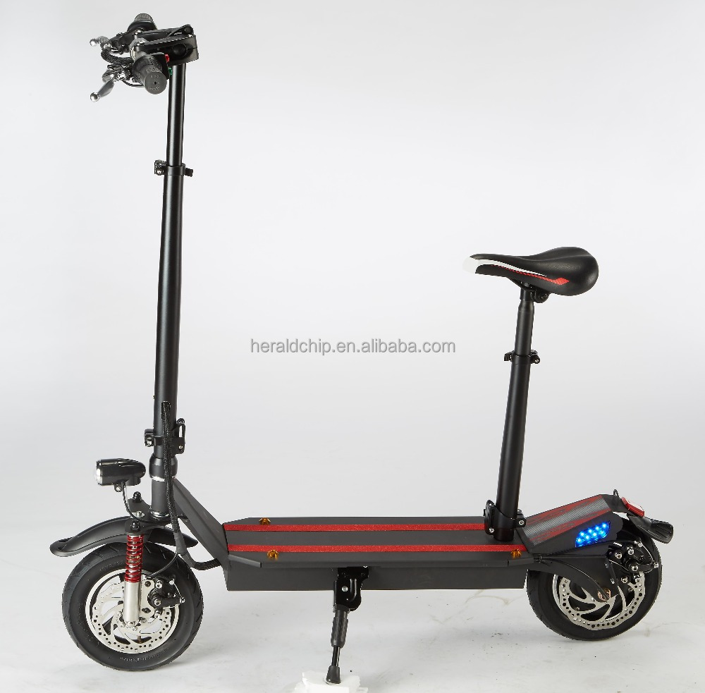 mobility folding electric foldable scooter for outdoor recreation