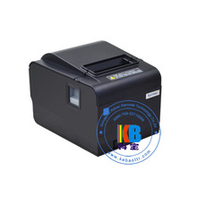 XP F260H 80mm 260mm printing speed color direct thermal transfer receipt label printer for supermarket shop