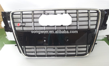 Aftermarket car front grille for S5, black grille for S5 ,2007-2012 S5 grille