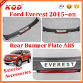New Rear Bumper Guard For Everest Everest Rear Bumper protector Everest Rear Bumper Protector 2016