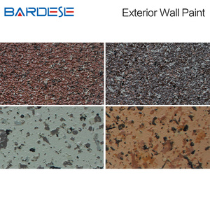 BARDESE Price Competitive Building Exterior Elastic Paint