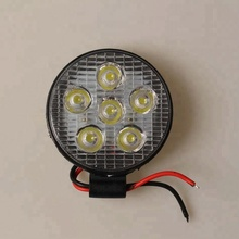 LED motorcycle driving replacement light