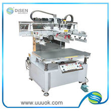 Screen printing machine for ceramic tiles