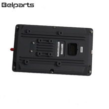 Excavator electric spare parts human machine interface display panel SECD-710A-03 HMI monitor for SY