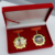 Customized 3d award anniversary medal Anniversary Souvenir Medal