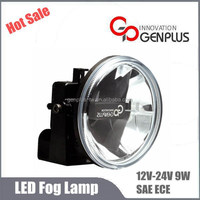 Hot sale! energy saving SAE ECE 90mm 12V LED car Fog Light