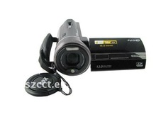 "High quality FULL HD Video camera with 10x digital zoom 3.0"" TFT TOUCH LCD DV-F906C"