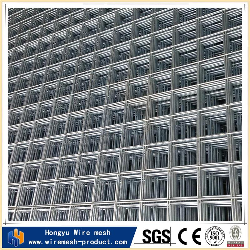 clear panel fence panels galvanized steel wire mesh fence welded 10 gauge welded wire mesh