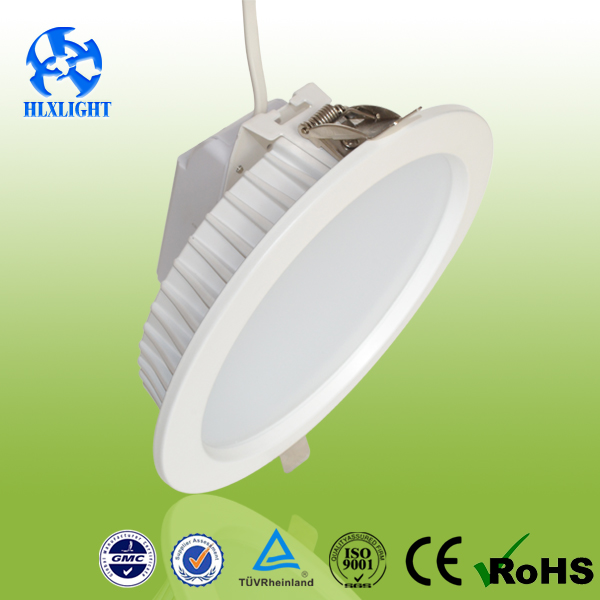 15 Watt Round Led living room Downlight 2700k Hotel Led Downlight