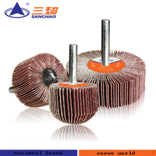 Sanding Cloth Flap Disc with Shaft