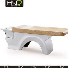 Beauty salon furniture shampoo bed for washing hair for for HNQ-2006