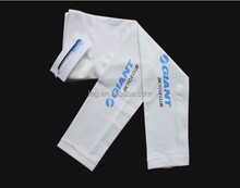 Custom Sport Compression Lycra Arm Sleeves with your logo design artwork