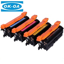Laser printer 508a black laserjet toner cartridge cf360a for hp