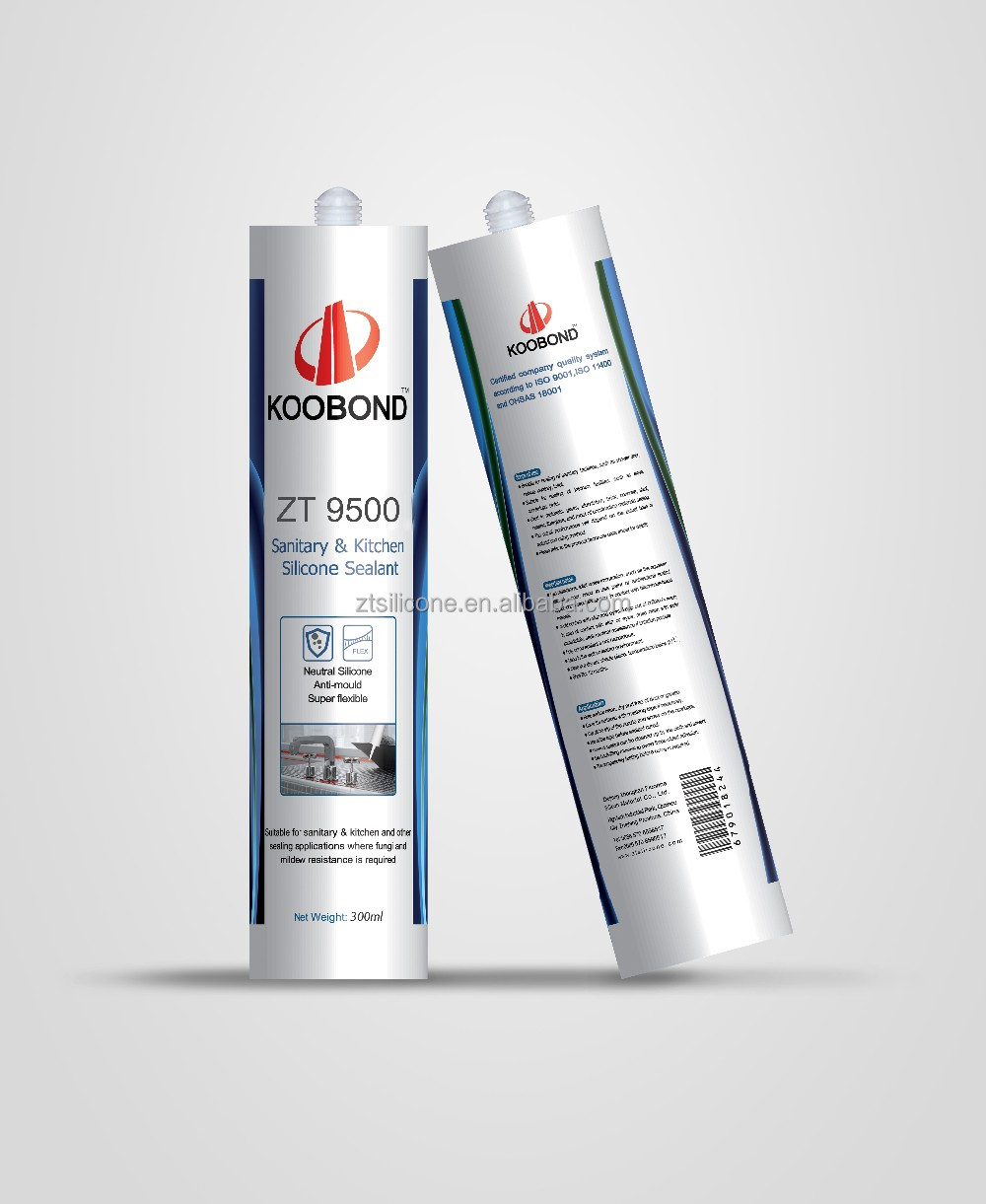 Good quality anti-fungus Silicone Sealant