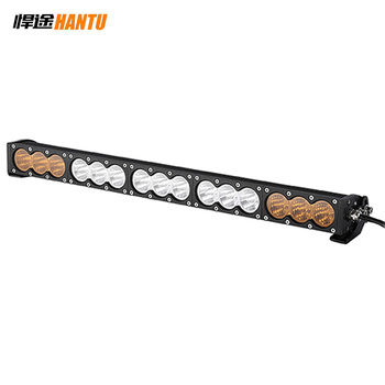 New design 1 row amber light bar