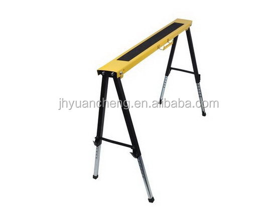High quality export metal adjustable saw horse