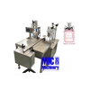 MICMachinery Glass Square Bottle Perfume Filling