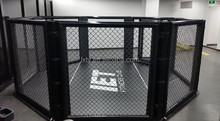octagon fighting cage mma octagon cage