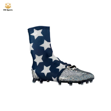 CUSTOMIZED American football spats, cleat covers