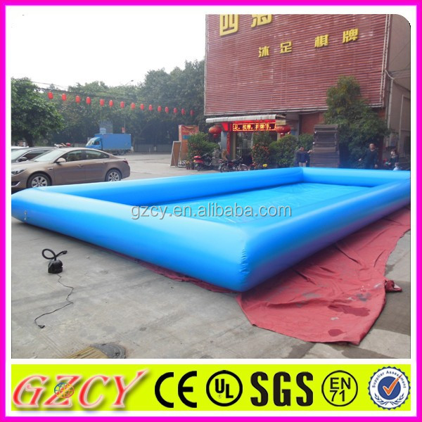 Outdoor Extra Large Inflatable Swimming Pool For Sale