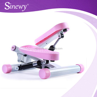 Hot Sell mini stepper of gym machine as seen on tv/ New Design Cardio Twister of GYM Machine for home exercise