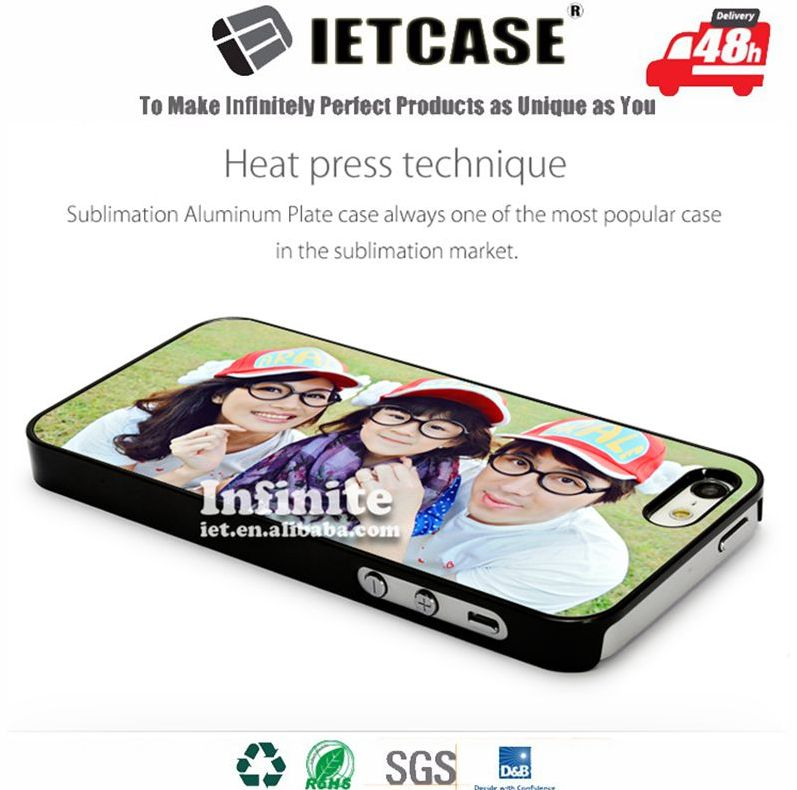 Christmas items plastic 2D sublimation Mobile back cover for iphone PCTPU blank phone case 2015 best selling products for women