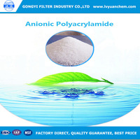 Water Treatment Flocculant Polyacrylamide