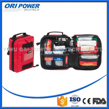 China Ori-Power CE ISO FDA approved manufacture emergency home medical first aid kit bag