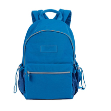 canvas leather dropshipping men backpack