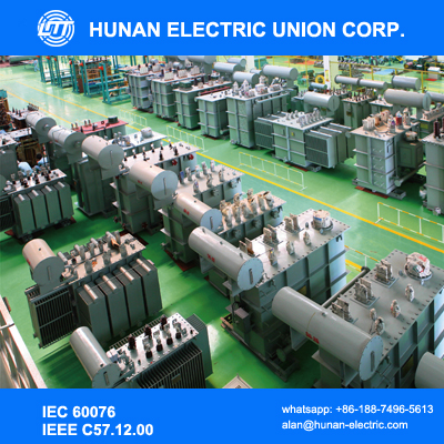 Power Distribution Transformer/Step Down Transformer