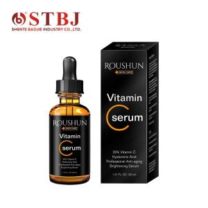 Roushun Natural vitamin c serum skin care