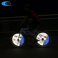 Wholesale beautiful led wheel bicycle signal light, turn signal lights for bike