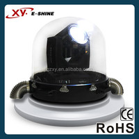 China patant waterproof IP54 plastic dome outdoor moving head light case