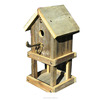 Decorative Bamboo Quality Wooden Bird House