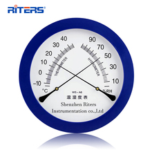 Comfortable new design mechanical thermometer hygrometer