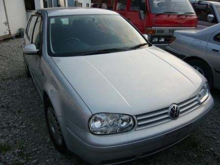 1998 Volkswagen GOLF RHD Used Cars