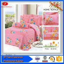 Brand new cheap 3d bed set cool and soft