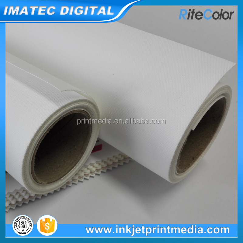 High Quality 220gsm Polyester Matte Painting Printing Inkjet Artist Canvas Inkjet Roll
