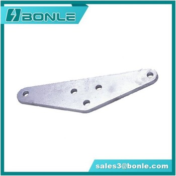 Cheap Price Transmission Line Hardware Fitting Yoke Plate