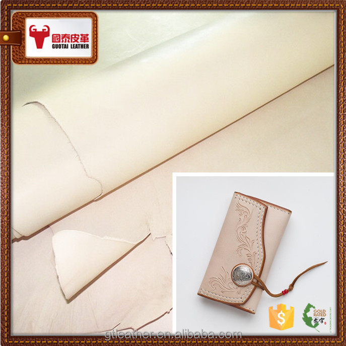 1.0-1.2mm cow leather vegetable tanned leather hides