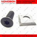 Factory supply Stainless steel and carbon steel screw