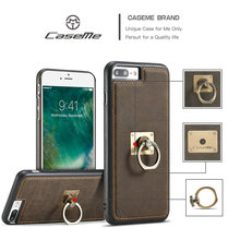 China Factory Hot Selling Leather Case for IPhone 8, 2018 Ultra Slim Back Case for iPhone 7 plus