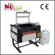 MITECH 3050 CO2 laser cutting machine price / Mobile Phone Stickers