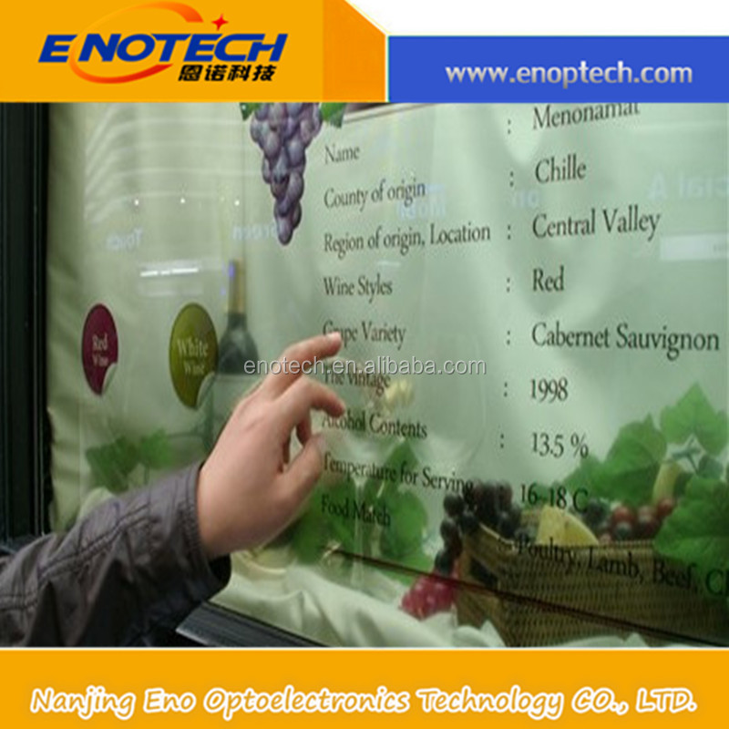 high quality! touch screen monitor flexible lcd display transparent lcd display