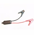 Emergency Smart Jump Starter Lead Cable Battery Alligator Clamps For Car