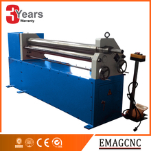 High quality ISO&CE Electric Slip Roll machine manual easy operation small rolling machine