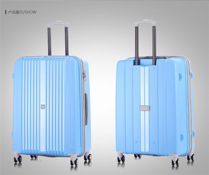 2016 New plastic cover luggage