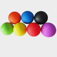 Good Quality Crossfit Silicone Lacrosse Ball