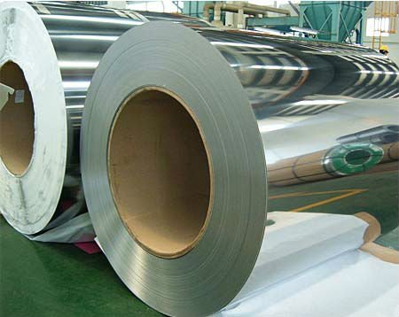 Stainless Steel Coils & Sheets