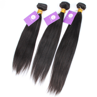 Wholesale high quality 100% keratin tip silky straight human hair with short lead time